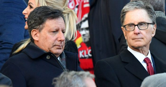 Tom Werner, John W. Henry Liverpool TEAMtalk