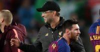 Jurgen Klopp, Lionel Messi