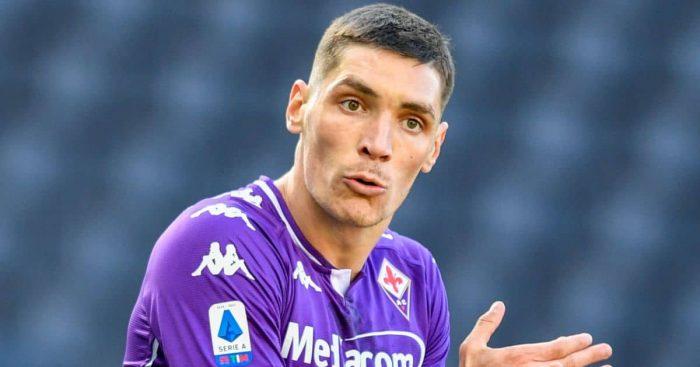 Nikola Milenkovic, Fiorentina defender