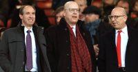 Avram Glazer, Joel Glazer Man Utd owners