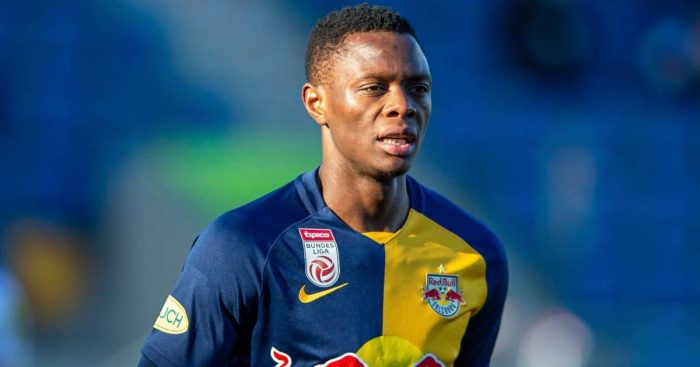 Patson Daka, Red Bull Salzburg striker, TEAMtalk