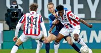 Teun Koopmeiners Willem II v AZ Alkmaar April 2021