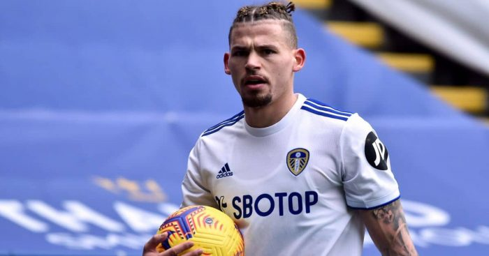 Kalvin Phillips, Leeds United