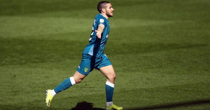Emiliano Buendia Preston v Norwich April 2021