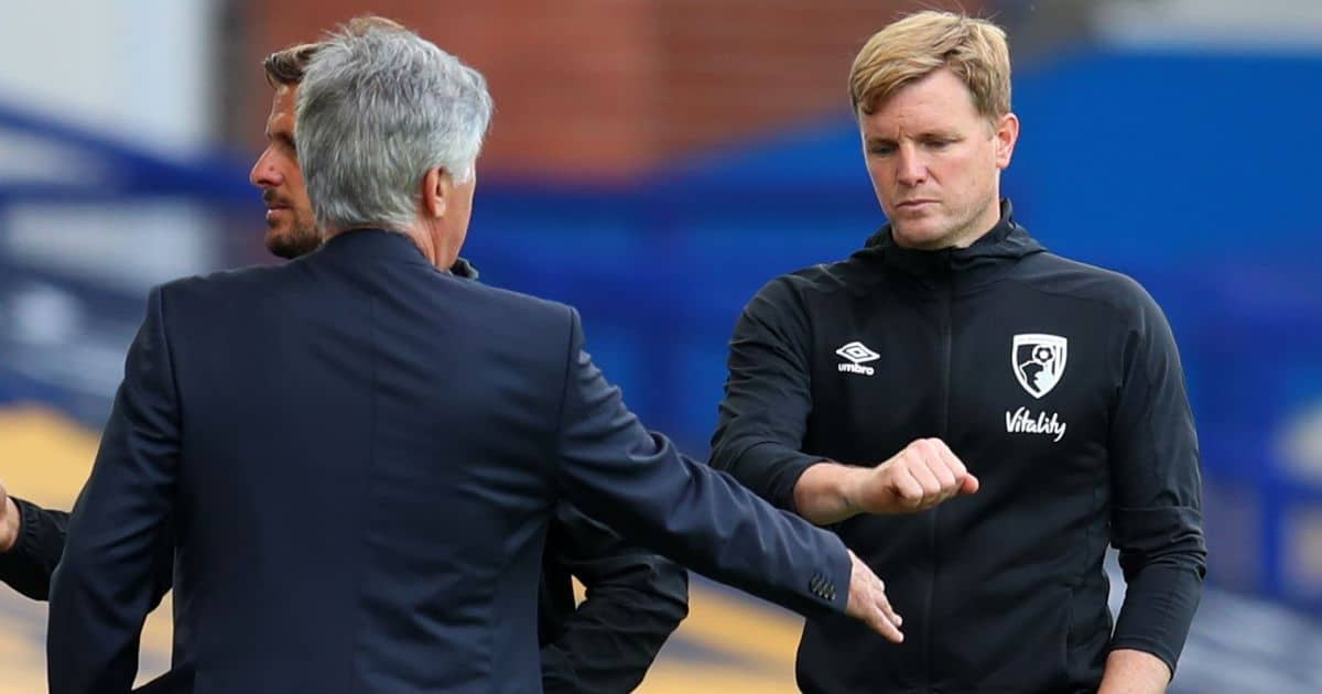 Howe plots first Celtic signing as Ancelotti turns back on Everton man | TEAMtalk