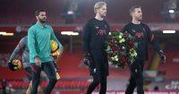 Adrian, Alisson Becker, Caoimhin Kelleher Liverpool