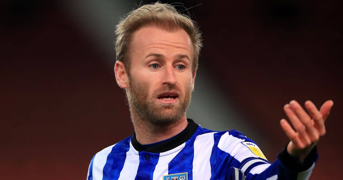 Barry Bannan Sheffield Wednesday captain,