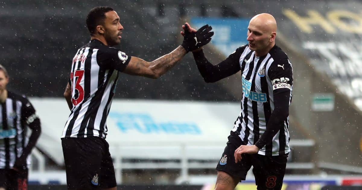 Newcastle star sets bullish 'minimum standard' with fierce scrutiny of colleagues - team talk