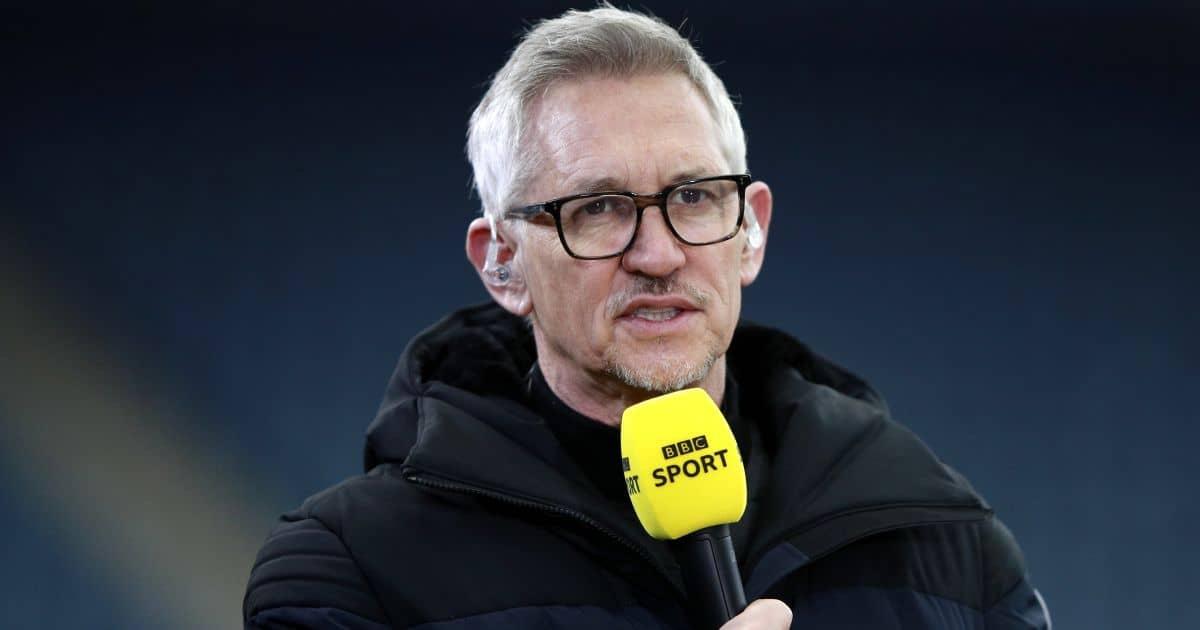 Gary Lineker, BT Sport, BBC Sport host
