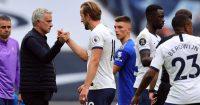 Jose Mourinho, Harry Kane Tottenham