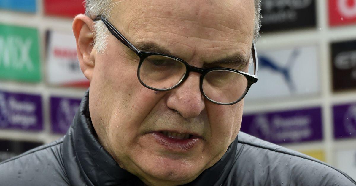 Marcelo Bielsa Leeds United manager