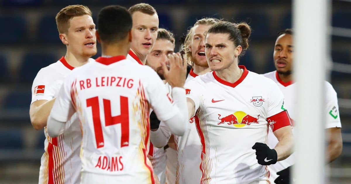 Tyler Adams, Marcel Sabitzer RB Leipzig TEAMtalk