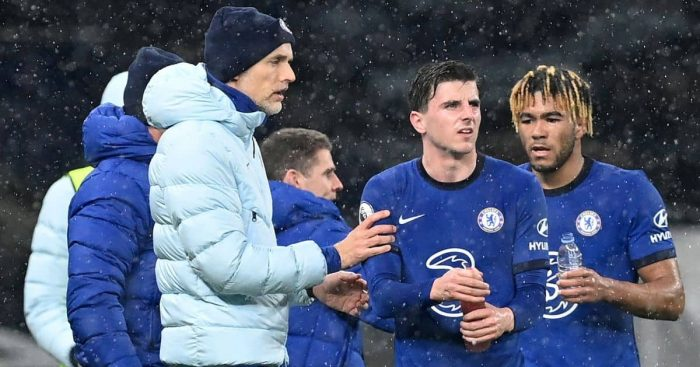 Thomas Tuchel, Mason Mount Chelsea TEAMtalk