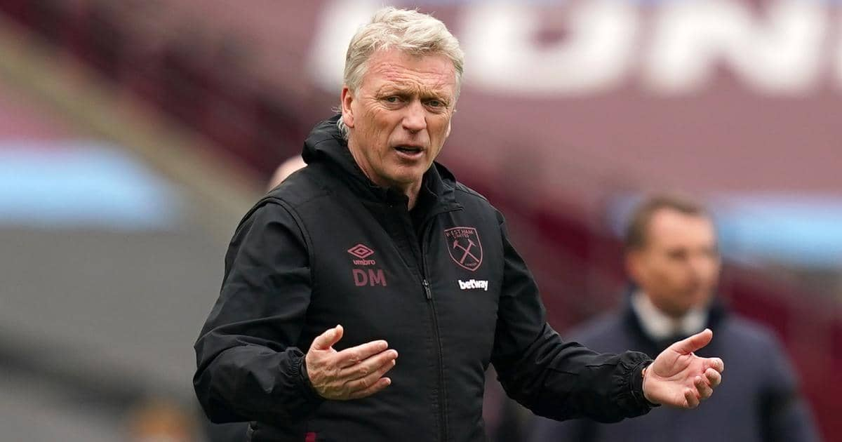 Moyes makes Europe claim for West Ham as four pivotal ...