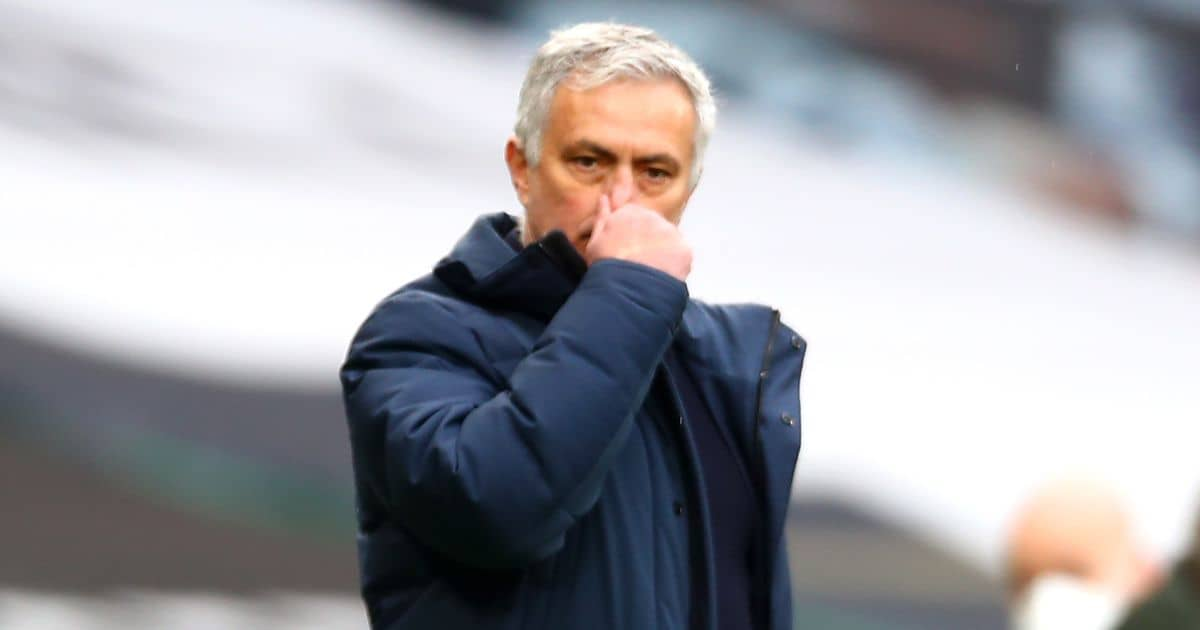 Levy increasingly likely to pull trigger on Mourinho at Tottenham | TEAMtalk