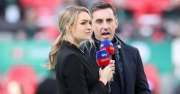 Laura Woods, Gary Neville Sky Sports
