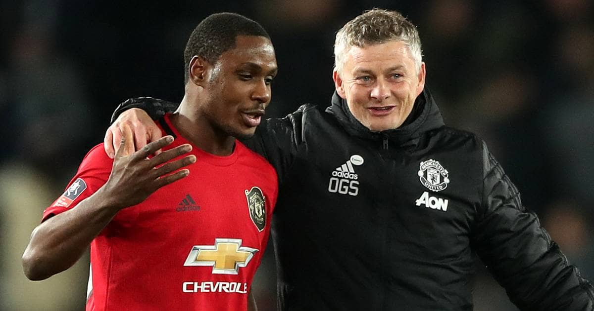 Ighalo offers Man Utd advice on Pogba, Cavani; reveals three Prem offers he snubbed