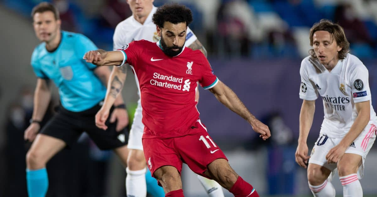 Salah, Liverpool, Real Madrid TEAMtalk