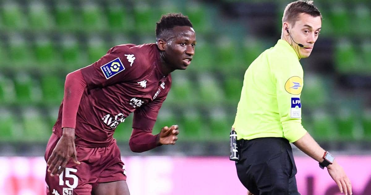 Man Utd lead the charge for rising Senegal star taking Ligue 1 by storm