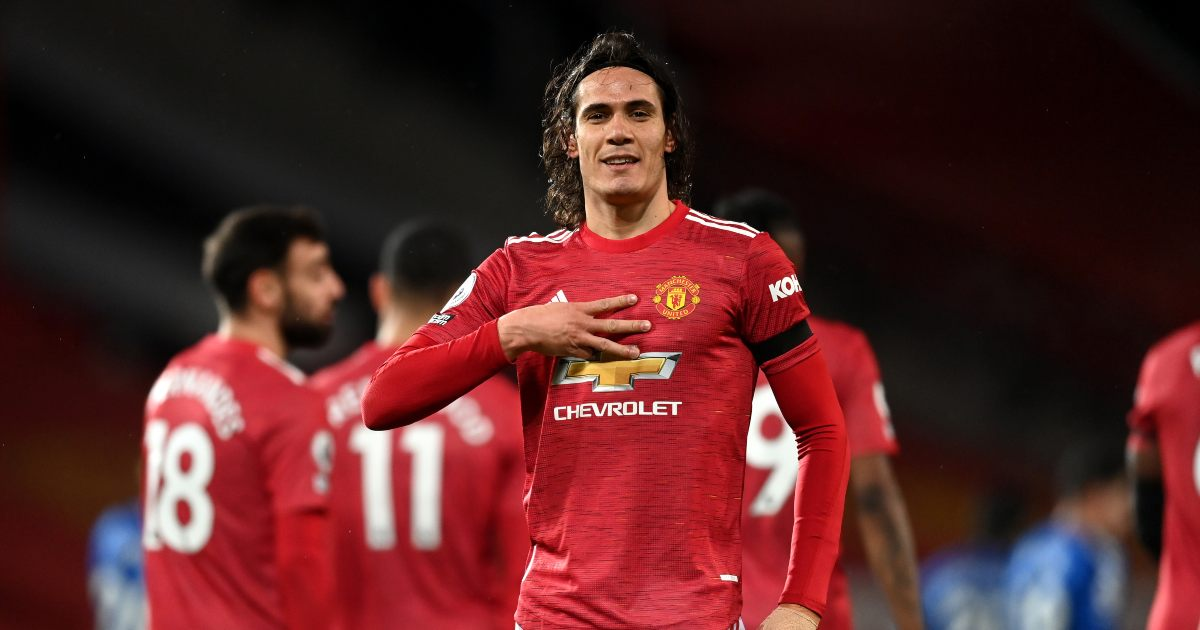 Man Utd joy as Cavani 'agreement completed', says reliable source