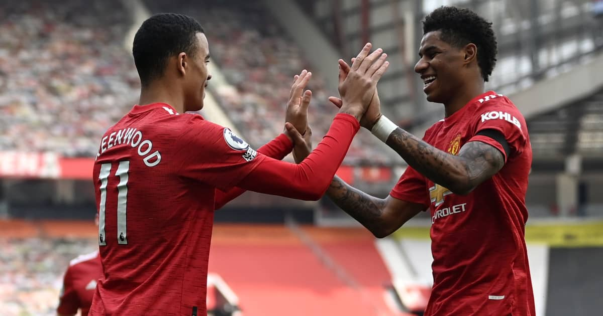 Greenwood furthers Euro 2021 case as Man Utd overwhelm stubborn Burnley - team talk