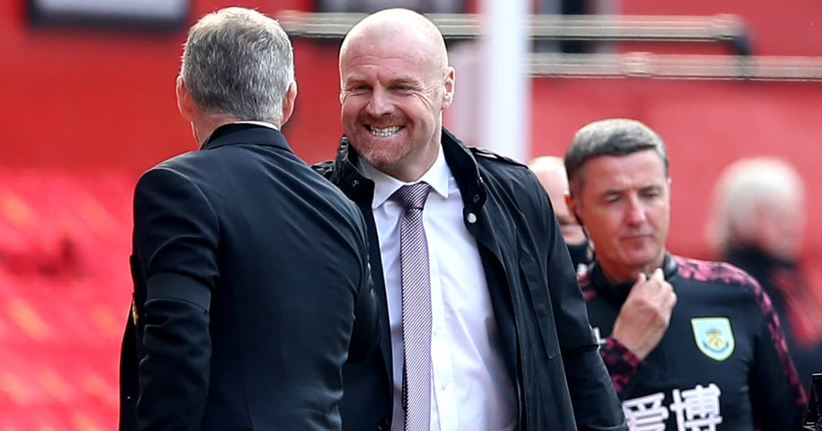 Dyche bemused by reporter's oversight regarding Burnley relegation scrap - team talk