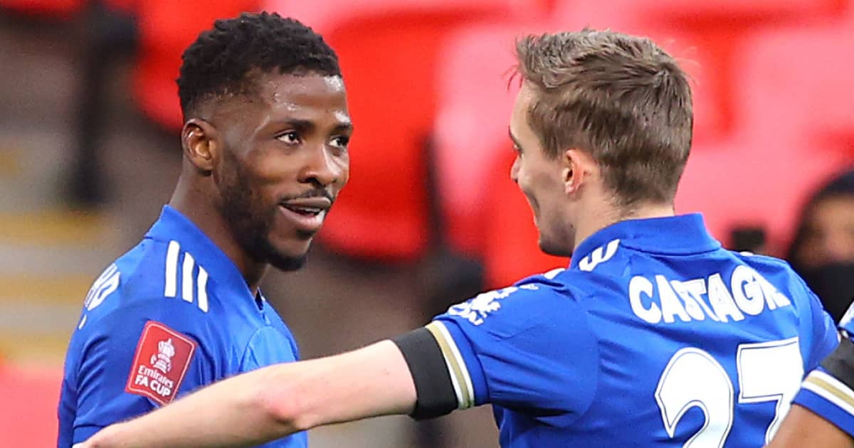 Leicester seize FA Cup final berth after double act produce trademark moment - team talk