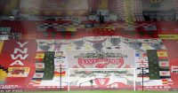 Anfield Liverpool flags
