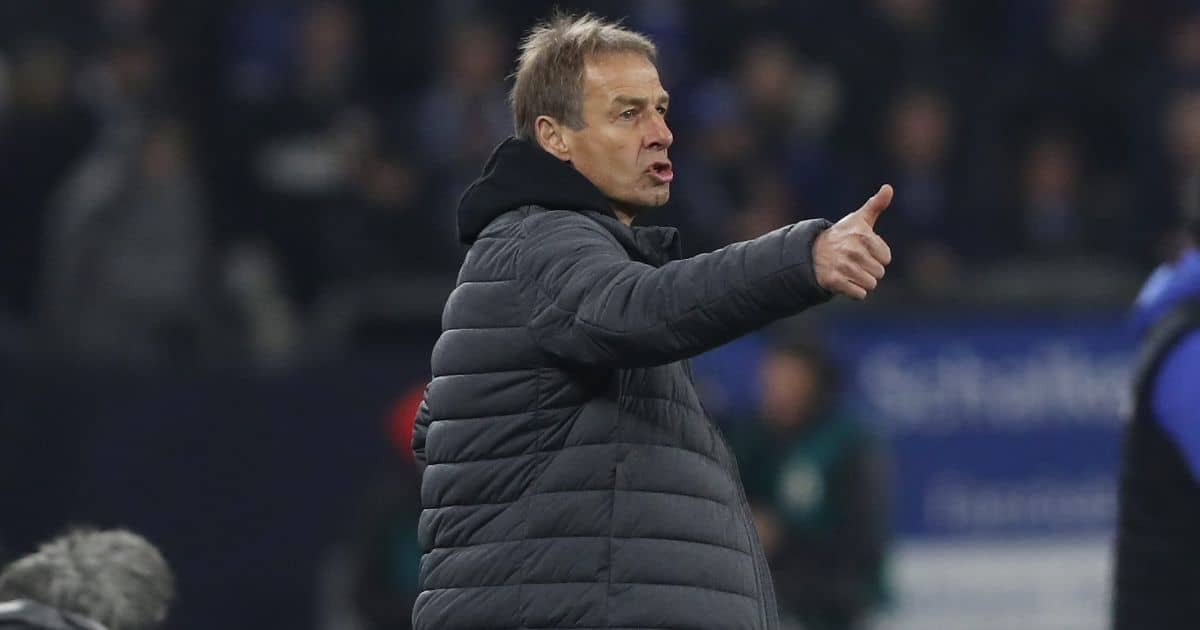 Jurgen Klinsmann TEAMtalk