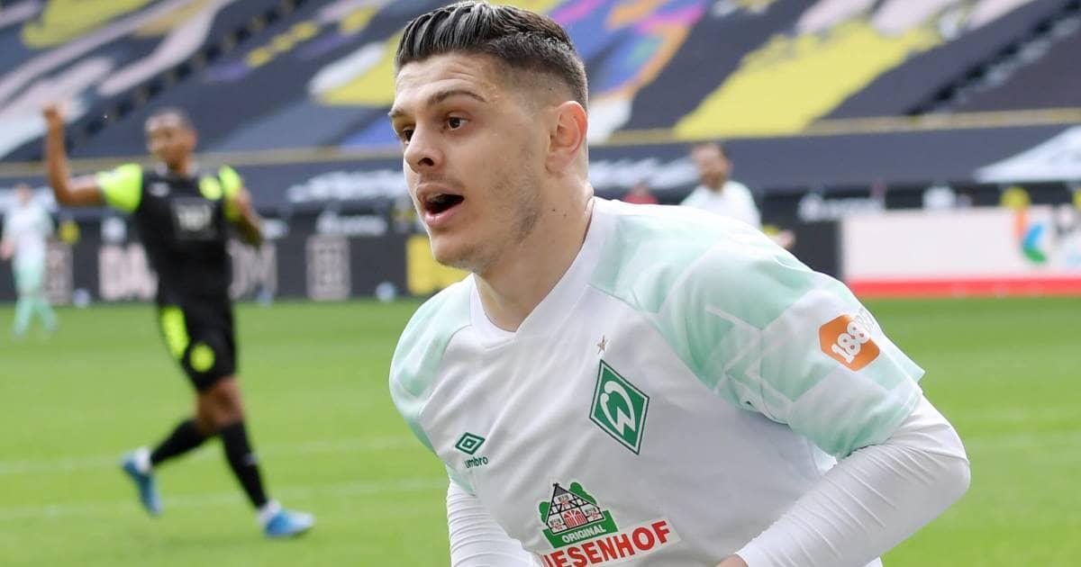 Aston Villa back in for transfer-listed Bundesliga winger