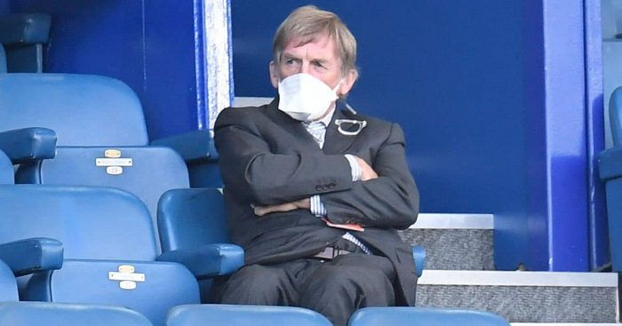 Sir Kenny Dalglish TEAMtalk