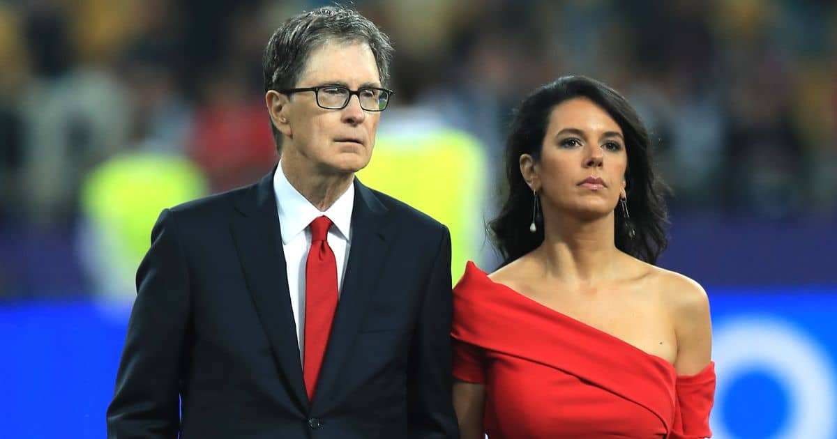 John Henry, Linda Pizzuti FSG Liverpool FC owners
