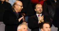 Avram Glazer, Ed Woodward Man Utd 2016