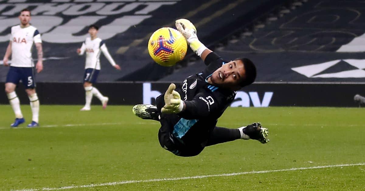 Alphonse Areola Fulham TEAMtalk