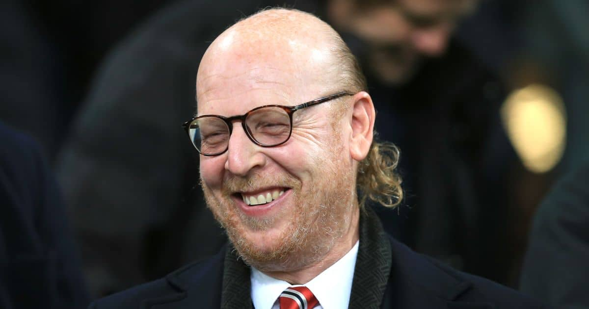 Avram Glazer, Man Utd owner