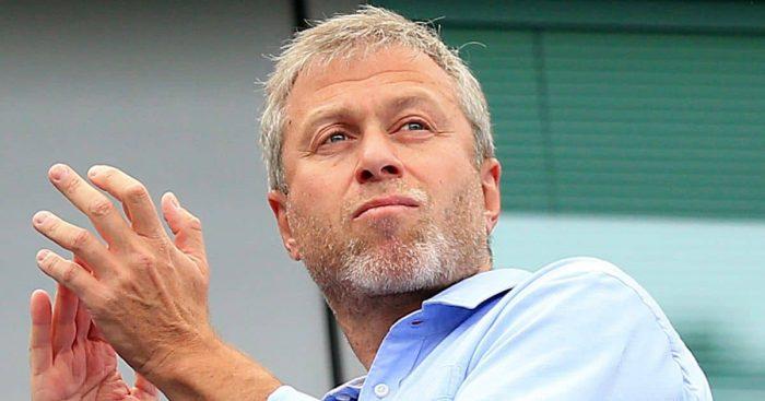 Roman Abramovich Chelsea owner