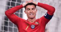 Cristiano Ronaldo, Portugal frustration