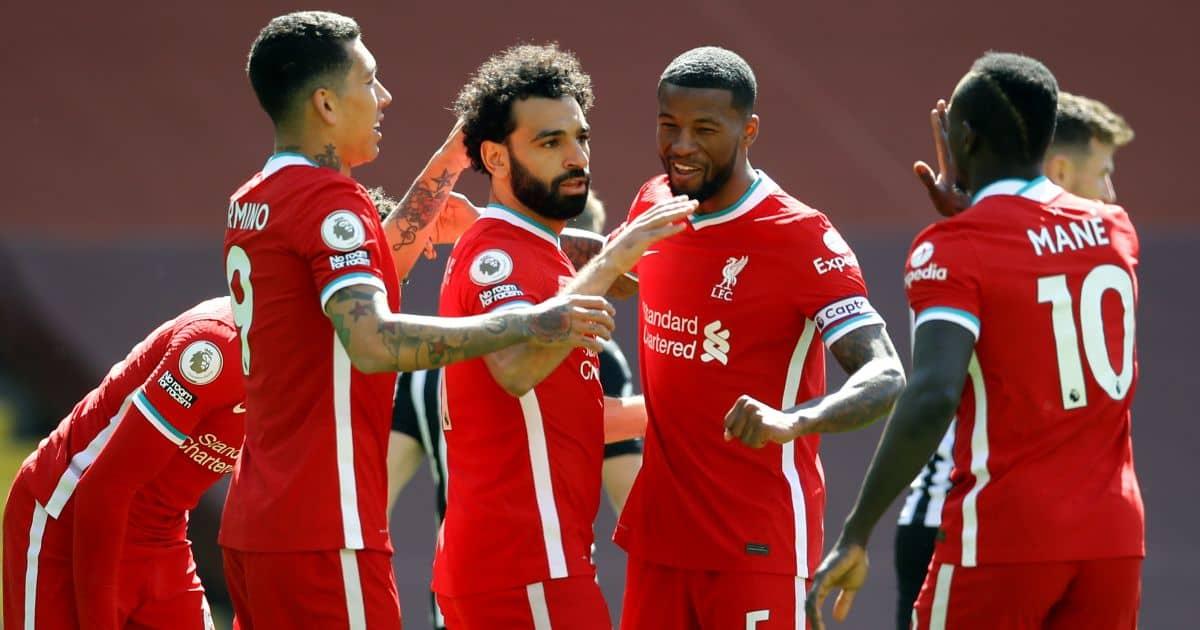Salah Liverpool TEAMtalk