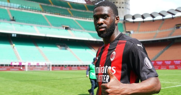 Fikayo Tomori, AC Milan linked with Chelsea transfer