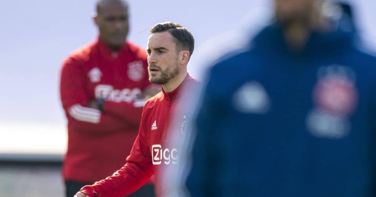 Nicolas Tagliafico Ajax v Vitesse April 2021