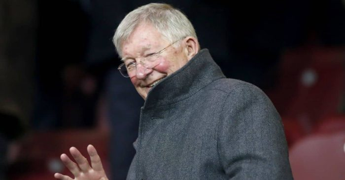 Sir Alex Ferguson Man Utd December 2019