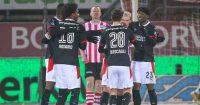 Noni Madueke Sparta v PSV January 2021