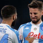 Lorenzo Insigne, Dries Mertens Napoli