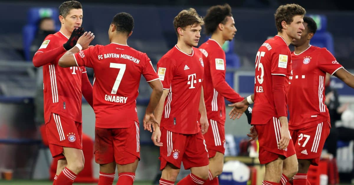 Lewandowski Bayern Munich TEAMtalk