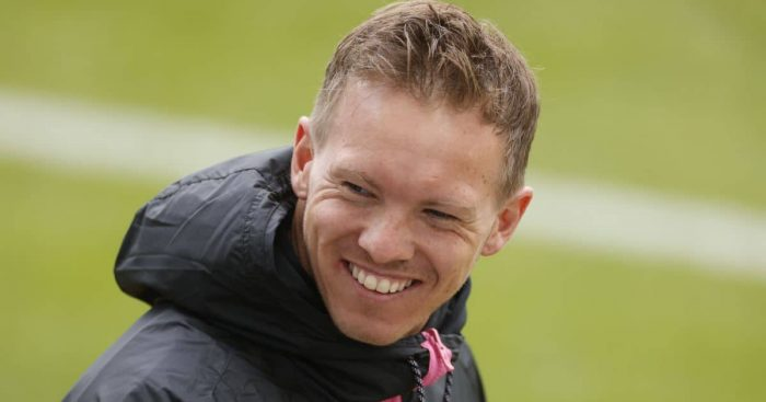 Julian Nagelsmann, new Bayern Munich coach