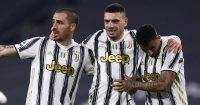 Leonardo Bonucci Merih Demiral Danilo Juventus