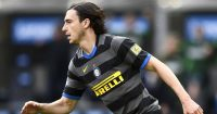 Matteo Darmian Inter v Hellas Verona April 2021