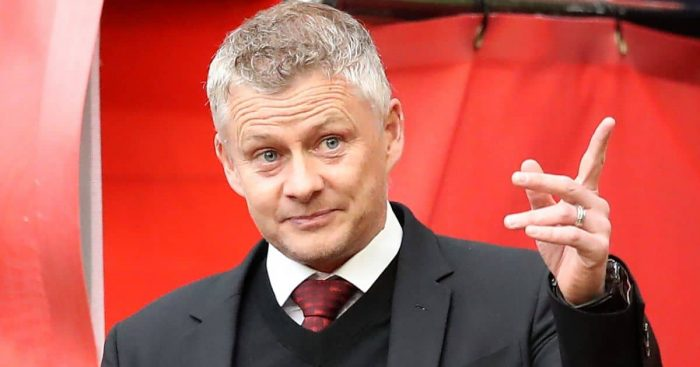 Ole Gunnar Solskjaer, Man Utd v Roma