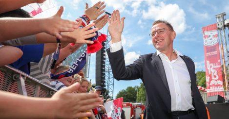 Ralf Rangnick RB Leipzig May 2019