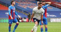 Ferran Torres Crystal Palace v Manchester City May 2021